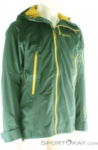 Marmot Freerider Jacket Herren Skijacke Gore-Tex-Grün-M