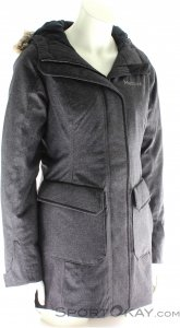 Marmot Georgina Featherless Jacket Damen Outdoormantel-Schwarz-L