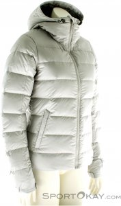 Marmot Guides Down Hoody Damen Skijacke-Grau-XL