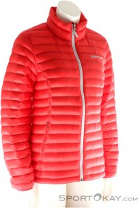Marmot Soius Featherless Jacket Damen Tourenjacke-Rot-S