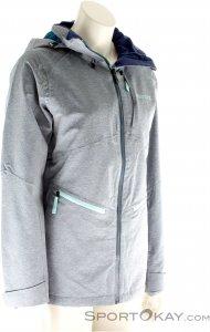 Marmot Tessan Jacket Damen Skijacke-Blau-XS