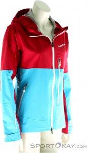 Martini Ultimative Shell Jacket Damen Tourenjacke-Rot-L