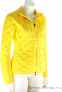 Mountain Force Insulation Jacket Damen Skijacke-Gelb-42