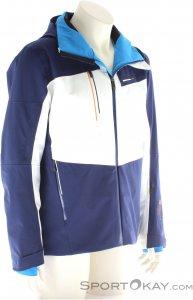 Mountain Force Shiller Jacket Herren Skijacke-Blau-52