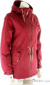 O'Neill Eyeline Jacket Damen Skijacke-Rot-XS