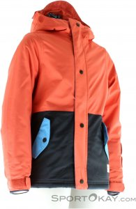 O'Neill Flare Jacket Mädchen Skijacke-Orange-140