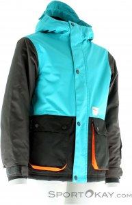 O'Neill Hawking Jacket Jungen Skijacke-Blau-152
