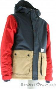 O'Neill Hawking Jacket Jungen Skijacke-Rot-152