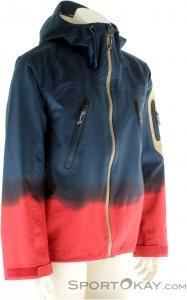 O'Neill Jeremy Jones 3L Shell Jacket Herren Skijacke-Blau-M