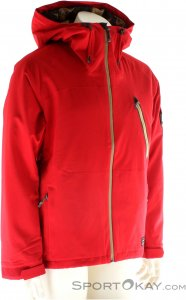 O'Neill Jeremy Jones Rider Jacket Herren Skijacke-Rot-S