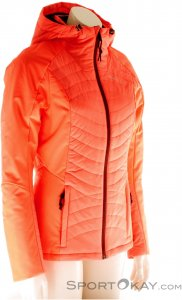 O'Neill Kinetic Shield Jacket Damen Skijacke-Orange-S