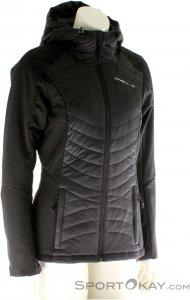 O'Neill Kinetic Shield Jacket Damen Skijacke-Schwarz-L