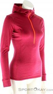 Ortovox 260 Ultra Net Hoody Damen Tourensweater-Pink-Rosa-S