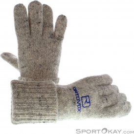 Ortovox Berchtesgaden Glove Handschuhe-Grau-9