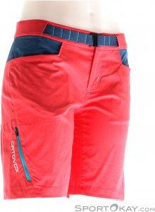 Ortovox Colodri Shorts Damen Kletterhose-Pink-Rosa-XL