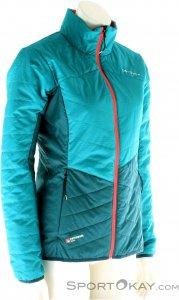 Ortovox Dufour Jacket Damen Outdoorjacke-Blau-M