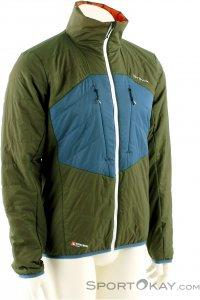 Ortovox Dufour Jacket Herren Outdoorjacke-Oliv-Dunkelgrün-S