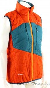 Ortovox Dufour Vest Herren Outdoorweste-Orange-XL
