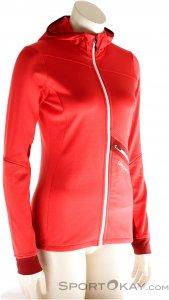 Ortovox Fleece Light Tec Hoody Damen Outdoorsweater-Pink-Rosa-XL