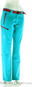 Ortovox Merino Shield Light Brenta Damen Outdoorhose-Türkis-L