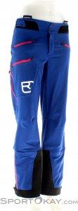 Ortovox MI NTC Medola Pants Damen Tourenhose-Blau-L