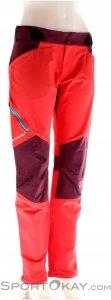 Ortovox Pala Pants Damen Outdoorhose-Pink-Rosa-XS