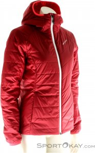 Ortovox Piz Bernina Jacket Damen Tourenjacke-Rot-S