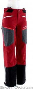 Ortovox Pordoi Pants Damen Tourenhose-Rot-XL