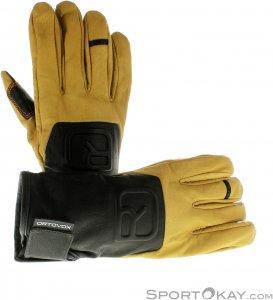 Ortovox Pro Leather Glove Handschuhe-Beige-XXL