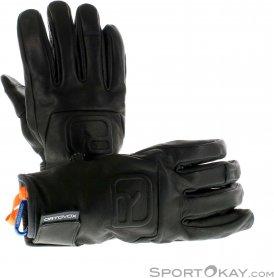Ortovox Pro Leather Glove Handschuhe-Schwarz-XL