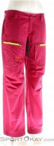 Ortovox Shield Vintage Pants Cargo Damen Outdoorhose-Lila-M