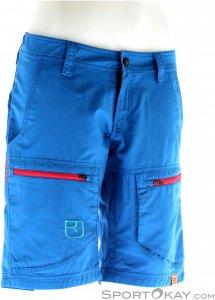 Ortovox Shield Vintage Cargo Damen Outdoorhose-Blau-XS