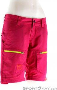 Ortovox Shield Vintage Cargo Damen Outdoorhose-Pink-Rosa-M