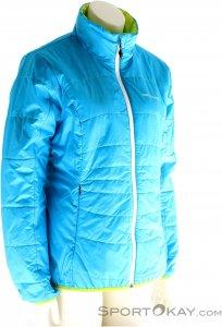 Ortovox SW Piz Bial Jacket Damen Wendejacke-Blau-XL