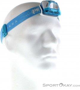 Petzl Tikka 200lm Stirnlampe-Blau-One Size