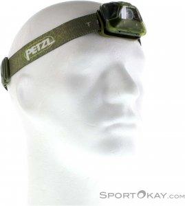 Petzl Tikka 200lm Stirnlampe-Grün-One Size