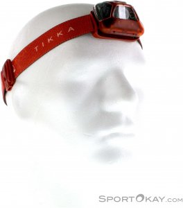 Petzl Tikka 200lm Stirnlampe-Rot-One Size