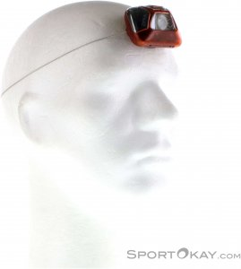 Petzl Zipka 200lm Stirnlampe-Rot-One Size