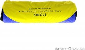 Pieps Bivy Single Biwaksack-Blau-One Size