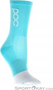 POC Fondo Socks Bikesocken-Blau-L