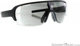 POC Half Blade Bikebrille-Schwarz-One Size