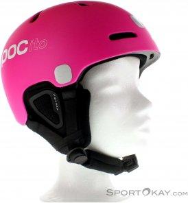 POC Pocito Fornix Kinder Skihelm-Pink-Rosa-M/L