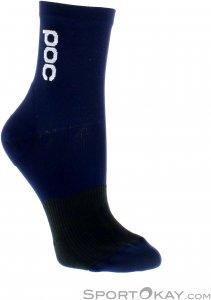 POC Resistance Pro Socks Bikesocken-Blau-S