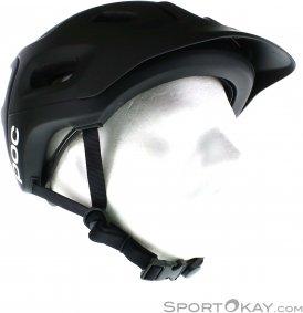 POC Trabec Bikehelm-Schwarz-XS/S