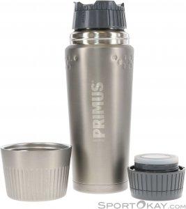 Primus Trailbreak Vakuum 0,5l Trinkflasche-Grau-0,5