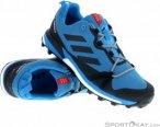 adidas Terrex Skychaser LT Herren Trekkingschuhe Gore-Tex-Blau-10,5