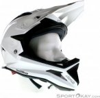 Airoh Fighters Color White Pearl Downhill Helm-Weiss-XL