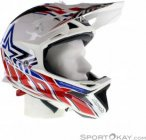 Airoh Fighters Defender Downhill Helm-Weiss-S