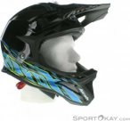 Airoh Fighters Trace Black Gloss Downhill Helm-Schwarz-M