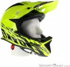 Airoh Fighters Trace Yellow Gloss Downhill Helm-Gelb-XL